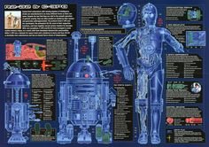Star Wars - Blueprints The Ultimate Collection (DK Publishing) (2008)