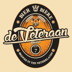 De Veteraan Blond / Een fris bier, dat vooral in het voorjaar en in de zomer goed tot haar recht komt. Een zoete toon door het gebruik van natuurzuivere acacia honing maakt dit bier uniek en zorgt ervoor dat iedere slok naar meer smaakt.