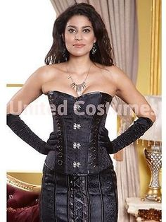 d78af5e342 Corsets and Girdles 182051  Brocade Ring Sides Corset -  BUY IT NOW ONLY