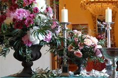 Flowers decor. La Rosa Canina FIRENZE www.larosacaninafioristi.it
