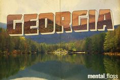 25 Peachy Facts About Georgia