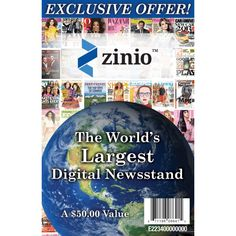 DON'T MISS THIS DEAL!   $11.50 Props Tablet/Smartphone Stand with Fifty Dollar Digital Magazine Subscription from Zinio!