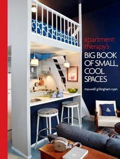 This book is full of ideas on how to transform any tiny space fabulously. $20.
