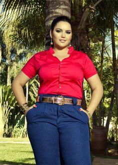 Fashionista: Plus Size Workwear