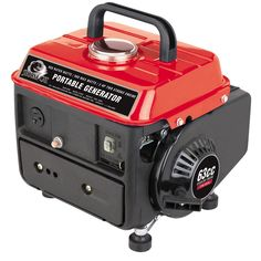 Storm Cat 60338 63cc, 900 Watts Max/800 Watts Rated Portable Generator - Coupon Price $89.99 until 10/2/2013 Coupon: 82007346