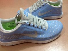 Maybe cute shoes will motivate me to work out haha...or I could just have cute shoes ;) ♥♥        #cheap  #nike