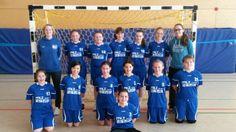 HSG Anspach / Usingen D-Jugend weiblich Herzlichen Glückwunsch zum zweiten Platz in der Bezirksliga!