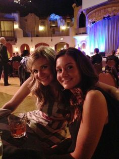 Lovely RN ladies Julie and Tiffany at the Guys & Dolls Auction Gala