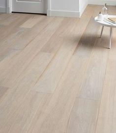 White Washed Floors, Basement Kitchen, Interior Decorating, Interior Design, Bedroom Flooring, Home Reno, Next At Home, New Room, Living Room Interior