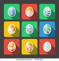 http://www.shutterstock.com/ru/pic-247821529/stock-vector-set-of-flat-colored-easter-eggs-icons-with-long-shadow.html?rid=1558271