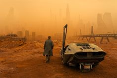 The Unlikely Inspiration Behind Blade Runner 2049's Futuristic Design | Vanity Fair