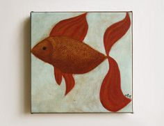 SALE 40 OFF Fish Nursery Art Giclee Print  The by pictureatale, $23.99