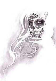 Muerte, Hermosa Muerte by jditchmen.deviantart.com on @deviantART