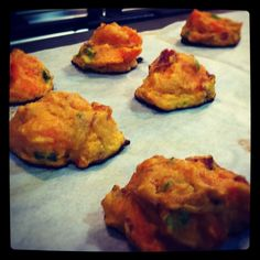 Sweet Potato Biscuits- these are insane! More #glutenfree thanksgiving food!!