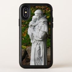 St. Anthony OtterBox iPhone X Case - baby gifts child new born gift idea diy cyo special unique design