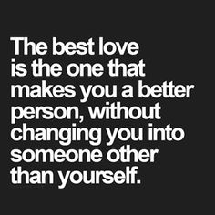 The best love.