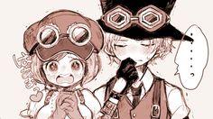 Sabo x koala Monkey D Dragon, Koala One Piece, Chibi, Ace Sabo Luffy, Pirate Island, One Piece Ship, One Piece Pictures, The Pirate King, One Peace