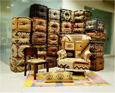 Maharaja Chair Sofa