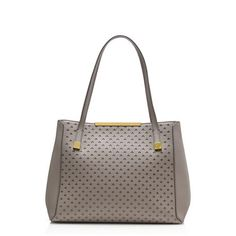Claremont perforated tote - Bags - Women's 25% off select jewelry, shoes & bags - J.Crew
