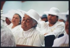 Tongan White Sunday celebrations, Free Church of Tonga, Mangere, Auckland. Kalo Foleva | Glenn Jowitt