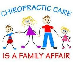 Take the whole family for an #adjustment! www.swannchiropractic.com 423-893-3300 Chattanooga, TN