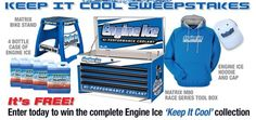 #bikestand #contest #coolant #engineiceprizepack #freebie #giveaway #hoodie #monthlyentry