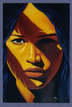 Feathers painting by Ryan Burr (Mandan/Hidatsa) kp Native American Artwork, American Indian Art, Native American Indians, Face Art, Art Faces, Feather Painting, Southwest Art, Indian Artist, Indigenous Art