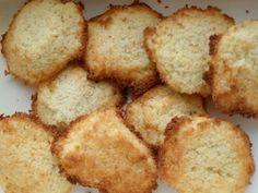 Koolhydraatarme recepten: Low-carb kokoskoekjes