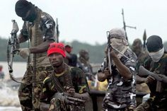 Niger Delta Crisis Worsens as New Group Gives FG Seven-day Ultimatum   MilitantsDemands release of Kanu Dasuki Emmanuel Addeh in Yenagoa and Sylvester Idowu in Warri The restiveness in the Niger Delta worsened wednesday with the emergence of another militant group Red Egbesu Water Lions demanding the release of the leader of Indigenous People of Biafra (IPOB) Nnamdi Kanu and the former National Security Adviser to former President Goodluck Jonathan Col. Sambo Dasuki rtd. The group in a…