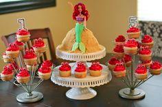 Princess Ariel Doll Cake   lissables.com