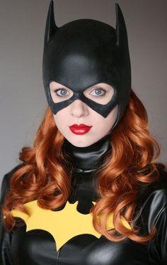 Cosplay as Barbara Gordon/BatGirl Dc Cosplay, Batgirl Cosplay, Costume Batgirl, Batgirl Mask, Batman And Batgirl, Superhero Cosplay, Best Cosplay, Cosplay Girls, Cosplay Costumes