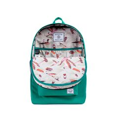 Back to School - backpacks & more Herschel back packs are so awesome - get the scoop! Herschel Backpack, Backpack Purse, Herschel Heritage Backpack, Tote Bag, Backpack Pattern, Tween Backpacks, Back To School Backpacks, Cute Backpacks, Estilo Grunge