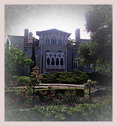 Hearst Castle, California