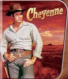 Clint Walker in Cheyenne. Great Tv Shows, Old Tv Shows, Movies And Tv Shows, Western Film, Western Movies, Neville Brand, Cowboy History, Clint Walker, Tv Westerns
