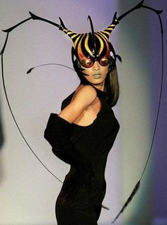 28 runway moments by Thierry Mugler