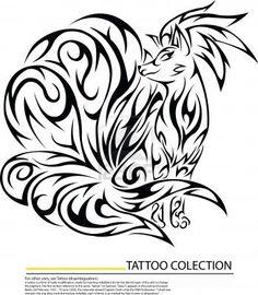 Pokemon Gen by on DeviantArt Tribal Drawings, Tribal Art, Tribal Tattoos, Art Drawings, Sketch Tattoo Design, Tattoo Designs, Tribal Pokemon, Anime Elf, Pokemon Tattoo