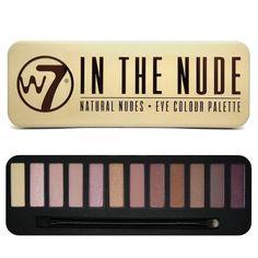 Trusa In The Nude de la W7 - dupe Naked 3 de la Urban Decay