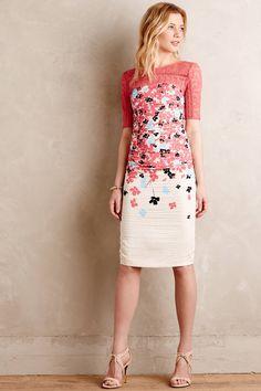 Bloomfall Petite Dress - anthropologie.com  Stunning