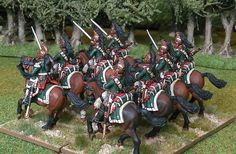 French Army, Miniature Figurines, Napoleonic Wars, Toy Soldiers, Miniture Things, Empire, Hobbies, Miniatures, Fantasy