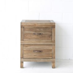 The Beach Furniture - Travelors Bedside - $995