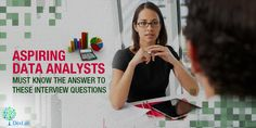 These interview questions are most commonly asked to aspiring data analysts, prepare to be job-ready with them.