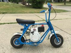 Badass Mini Bike Kits: How to get your kid started early
