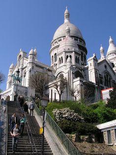 Basilique du Sacré-Cœur, Paris, France