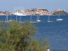 What a hidden gem. The island of Elba. It wasn't though for Napoleon!