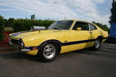 Ford Maverick Grabber by osubuckialum, via Flickr