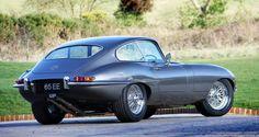 1965 E-Type Series 1 4.2 Coupe for sale // Eagle E-Types
