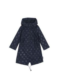 PERIGOT Polka dot kids raincoat and bear set Holiday Essentials, Pyjamas, The Row, Spoon, Raincoat, Polka Dots, Bear, Silver, Kids