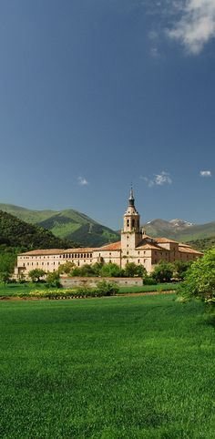Monasterio de Yuso*. La Rioja, Spain