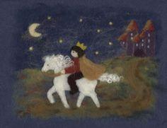 Prince riding