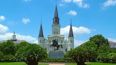 New Orleans, LA...I've been lucky enough to be able to explore this exciting city over the last thirty years!